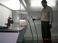 Particle Counter in Clean Room