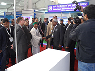 DEFENCE MINISTER SHRI AK ANTONY WITH Cdr NINAN P MATHAI (Retd), AT THE STALL