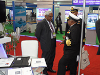 VICE ADMIRAL K R NAIR, CONTROLLER OF WARSHIP PRODUCTION & ACQUISITION EXPLAINING HIS REQUIREMENTS FOR INS VIKRAMADITYA